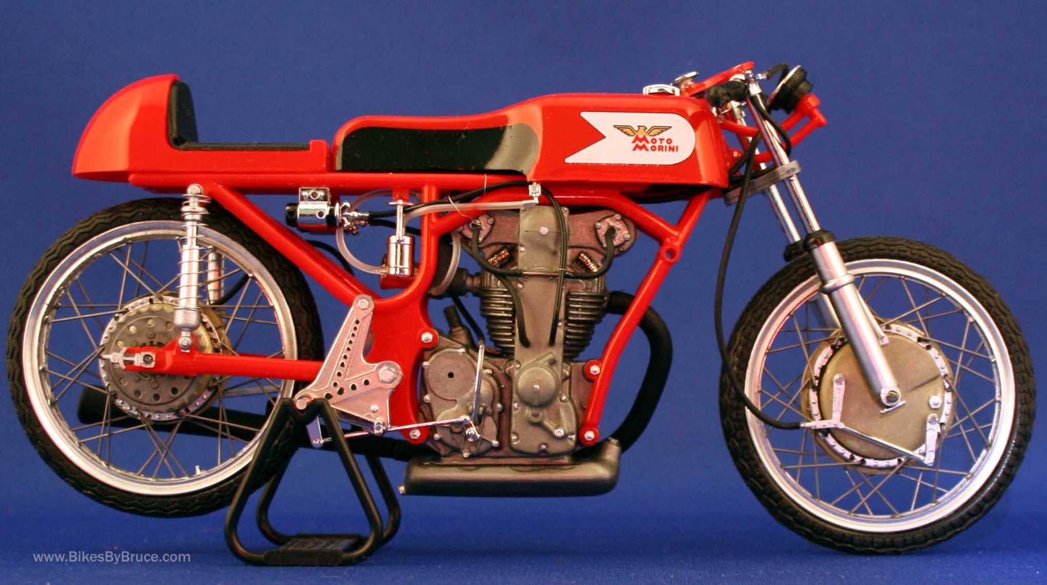 Bikes By Bruce Moto Morini 250cc Grand Prix