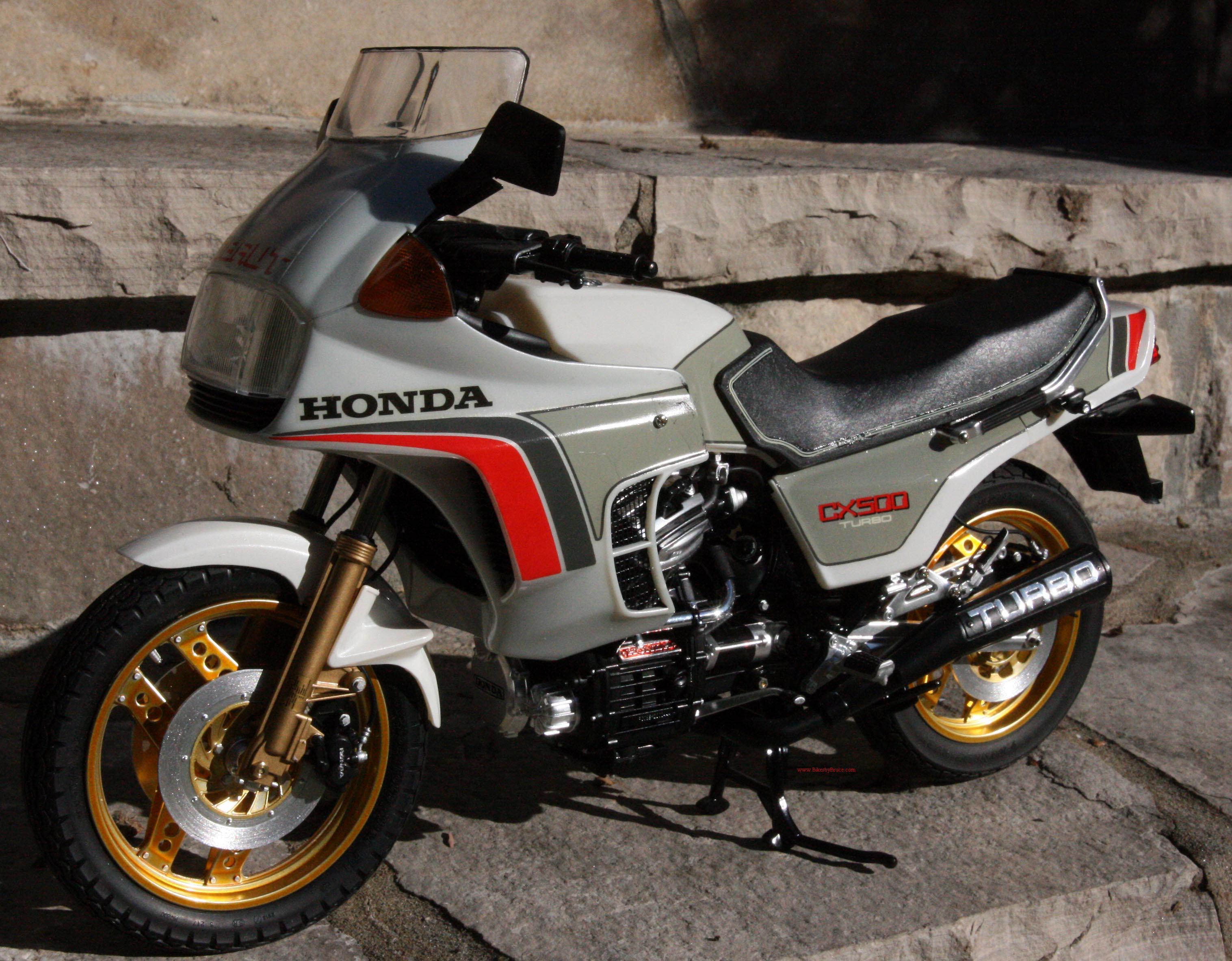 Bikes By Bruce - Honda